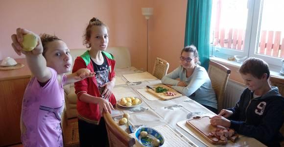 Wioska Dziecięca SOS w Karlinie – Listopad 2017