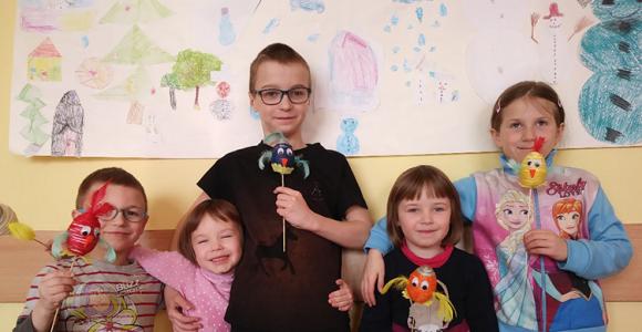 SOS Wioska Dziecięca w Kraśniku – marzec 2018