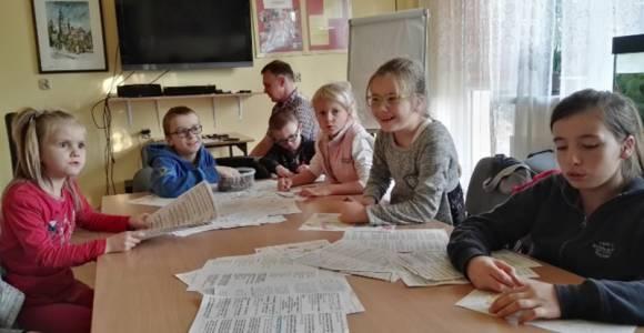 SOS Wioska Dziecięca w Kraśniku – Luty 2018