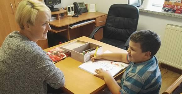 SOS Wioska Dziecięca w Biłgoraju – wrzesień 2018