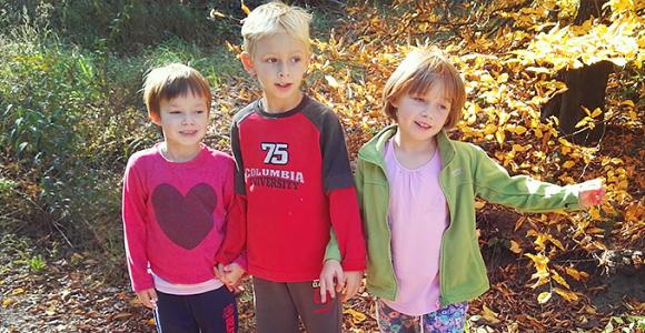 Raport Dr. Oetker – SOS Wioska Dziecięca w Kraśniku – październik 2018