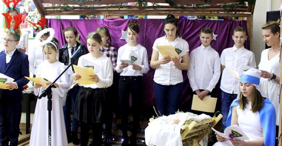 SOS Wioska Dziecięca w Karlinie- styczeń 2020
