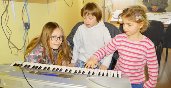 SOS Wioska Dziecięca w Kraśniku- luty 2020