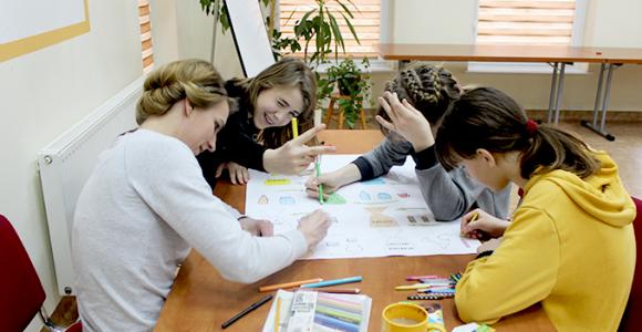 SOS Wioska Dziecięca Karlino – luty – marzec 2020