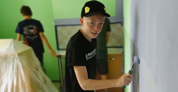SOS Wioska Dziecięca w Kraśniku- lipiec – sierpień 2020