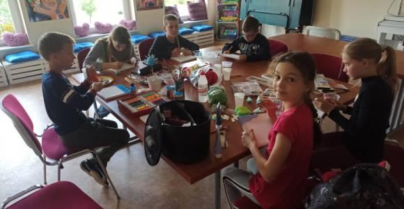 SOS Wioska Dziecięca w Karlinie – Maj 2021